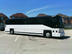 35 seat Limo Bus