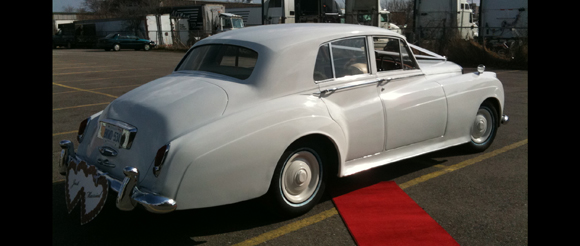bentley Limousines 1