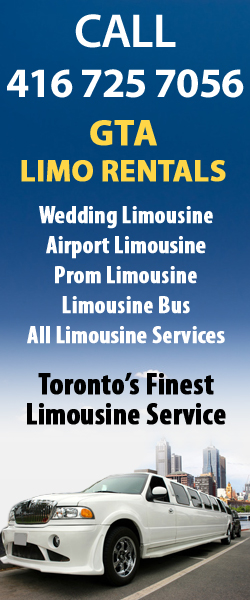 Toronto Limo Rentals - Phone Number