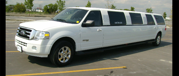 Ford Expedition Limo Service in Toronto